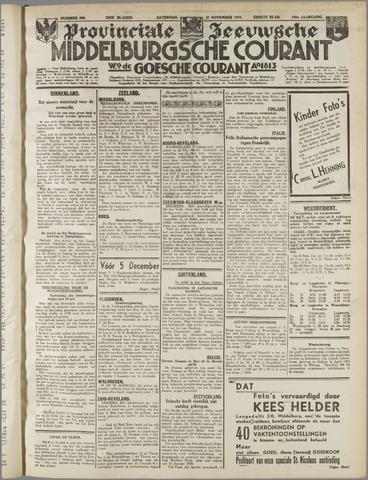 Middelburgsche Courant 1937-11-27
