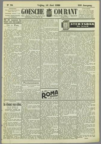Goessche Courant 1929-06-14