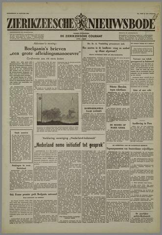 Zierikzeesche Nieuwsbode 1958-01-16