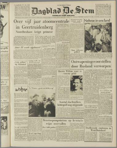 de Stem 1957-07-09
