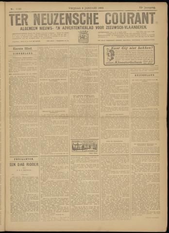 Ter Neuzensche Courant. Algemeen Nieuws- en Advertentieblad voor Zeeuwsch-Vlaanderen / Neuzensche Courant ... (idem) / (Algemeen) nieuws en advertentieblad voor Zeeuwsch-Vlaanderen 1932-01-08