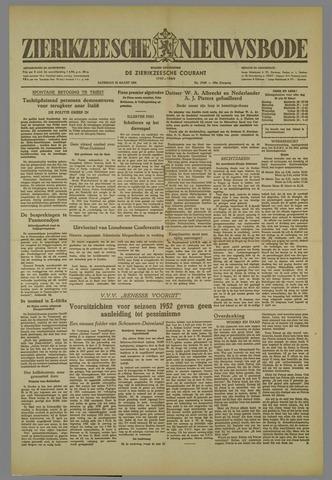 Zierikzeesche Nieuwsbode 1952-03-22
