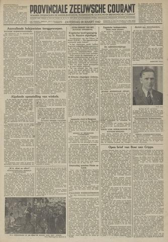 Provinciale Zeeuwse Courant 1942-03-28