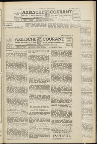 Axelsche Courant 1949-01-12