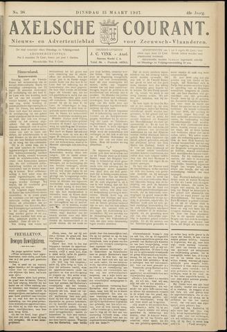 Axelsche Courant 1927-03-15