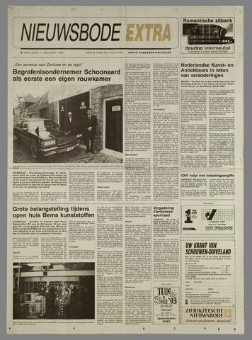 Zierikzeesche Nieuwsbode 1993-02-17