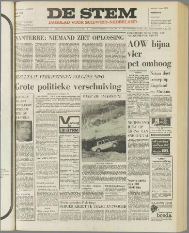 de Stem 1970-03-07