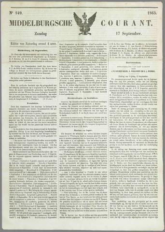 Middelburgsche Courant 1865-09-17