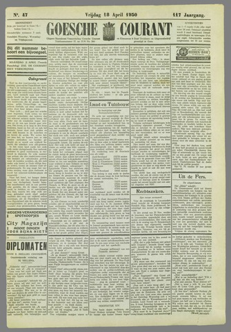 Goessche Courant 1930-04-18