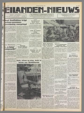 Eilanden-nieuws. Christelijk streekblad op gereformeerde grondslag 1975-09-09