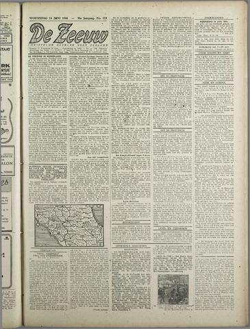 De Zeeuw. Christelijk-historisch nieuwsblad voor Zeeland 1944-06-14