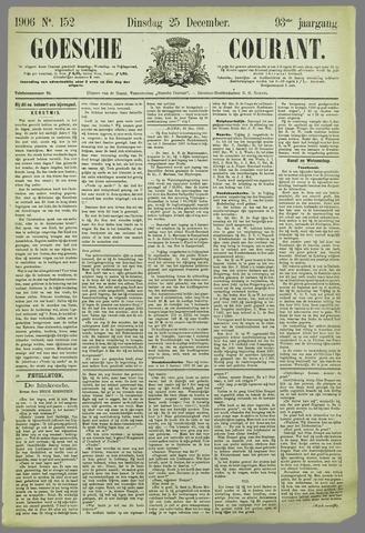 Goessche Courant 1906-12-25