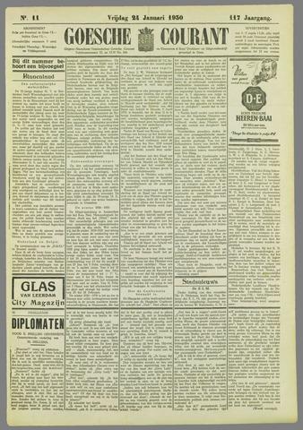 Goessche Courant 1930-01-24