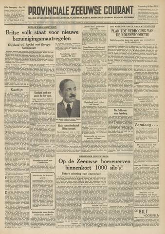 Provinciale Zeeuwse Courant 1952-01-30