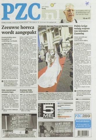 Provinciale Zeeuwse Courant 2008-05-10