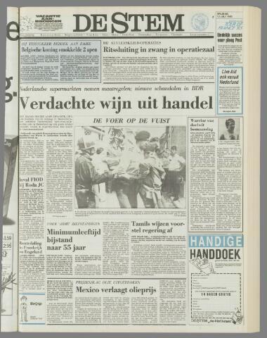 de Stem 1985-07-12