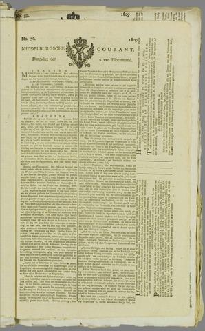 Middelburgsche Courant 1809-05-02