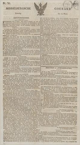 Middelburgsche Courant 1827-03-24