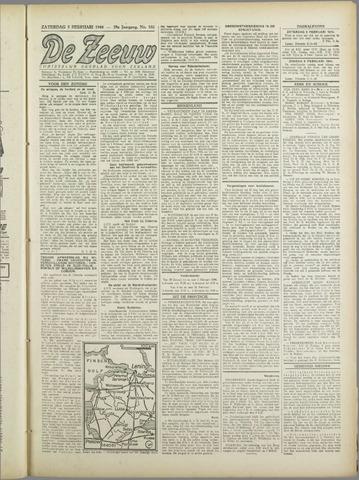 De Zeeuw. Christelijk-historisch nieuwsblad voor Zeeland 1944-02-05