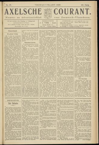 Axelsche Courant 1929-03-08