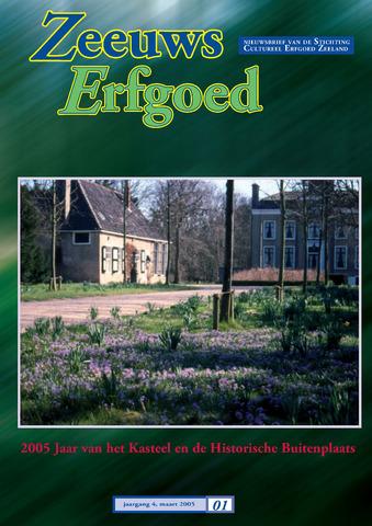 Zeeuws Erfgoed 2005-03-01