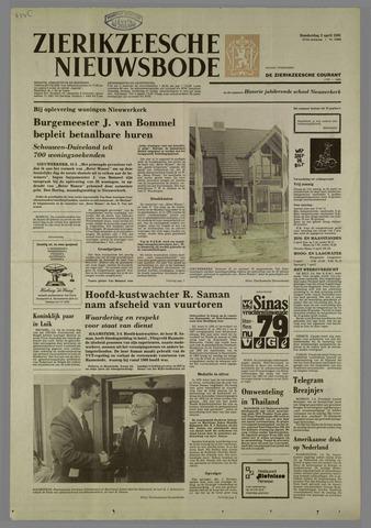 Zierikzeesche Nieuwsbode 1981-04-02