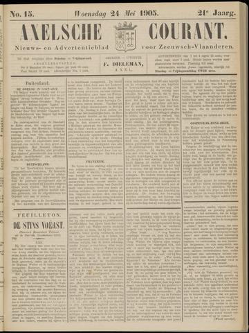 Axelsche Courant 1905-05-24