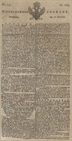 Middelburgsche Courant 1775-12-28