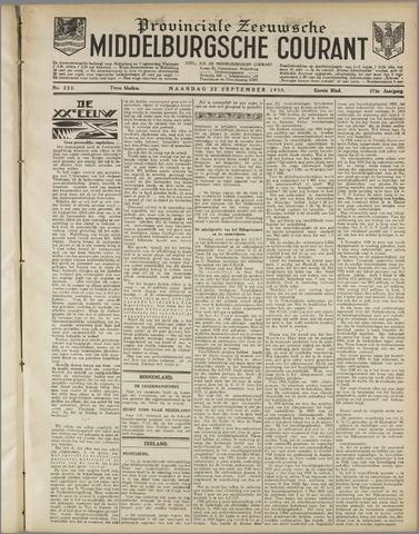 Middelburgsche Courant 1930-09-22
