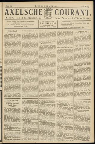 Axelsche Courant 1934-05-15