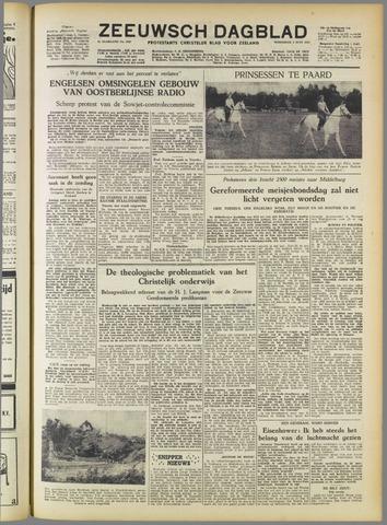 Zeeuwsch Dagblad 1952-06-04