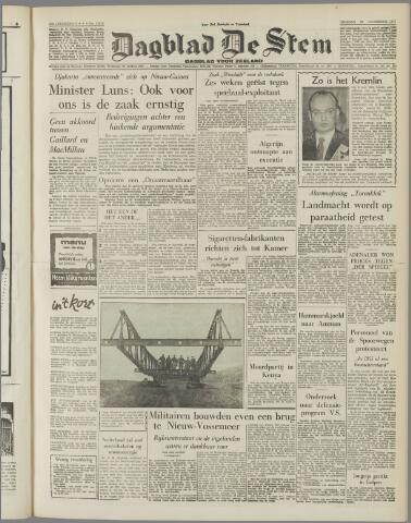 de Stem 1957-11-26