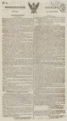 Middelburgsche Courant 1829-01-17