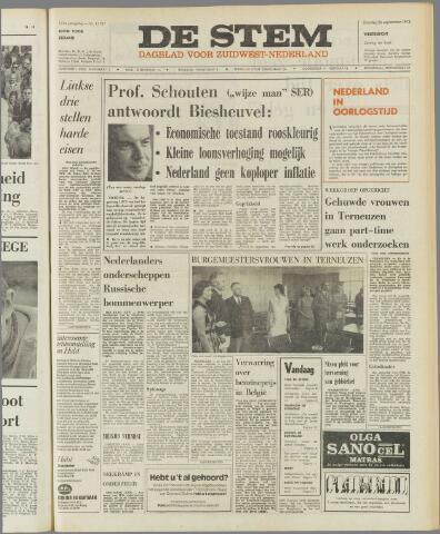 de Stem 1972-09-26