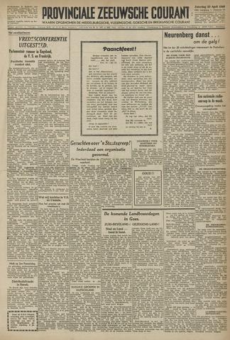 Provinciale Zeeuwse Courant 1946-04-20