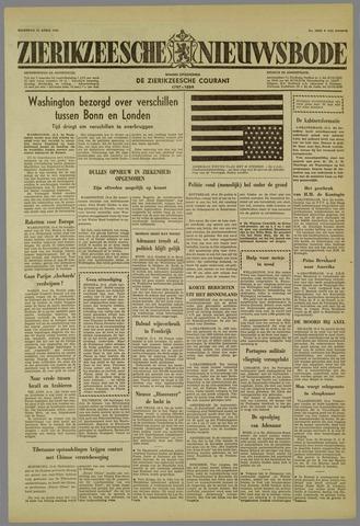 Zierikzeesche Nieuwsbode 1959-04-13