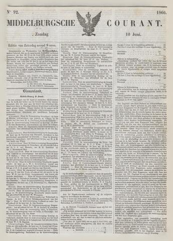 Middelburgsche Courant 1866-06-10