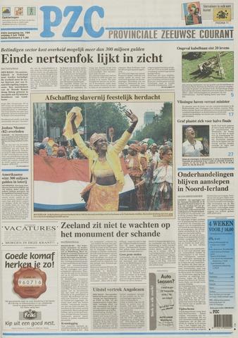 Provinciale Zeeuwse Courant 1999-07-02