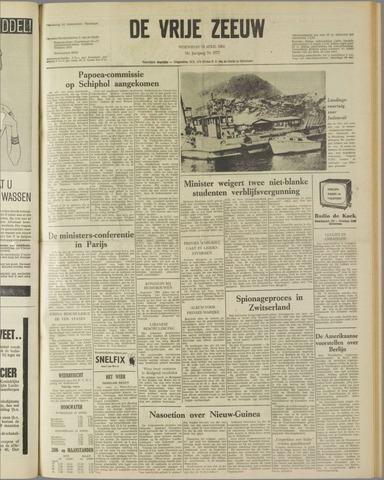 de Vrije Zeeuw 1962-04-18
