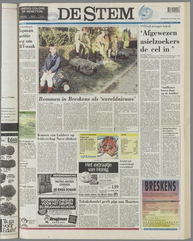 de Stem 1995-10-25