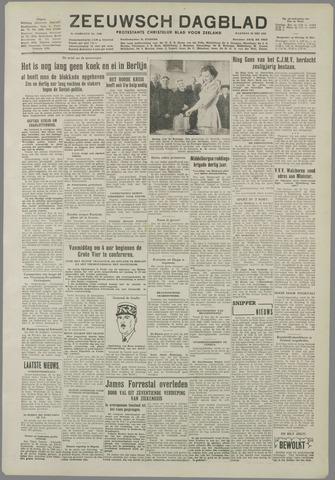 Zeeuwsch Dagblad 1949-05-23