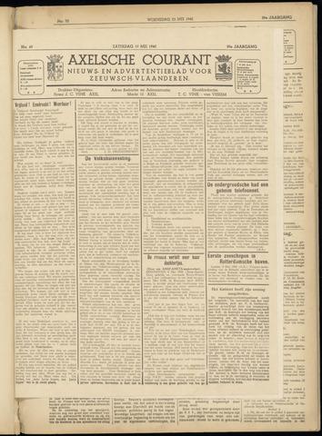 Axelsche Courant 1945-05-19