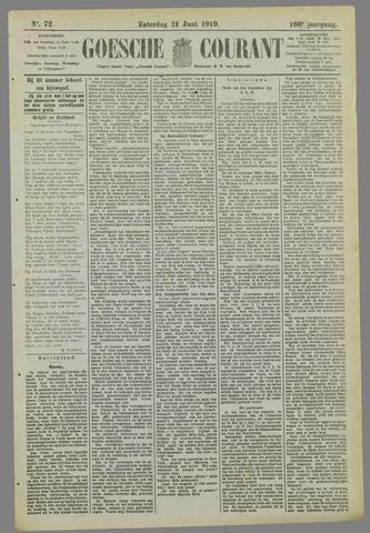 Goessche Courant 1919-06-21