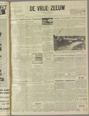 de Vrije Zeeuw 1961-07-17