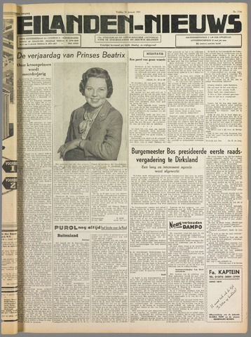 Eilanden-nieuws. Christelijk streekblad op gereformeerde grondslag 1959-01-30