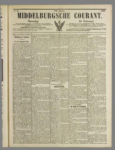 Middelburgsche Courant 1906-02-19