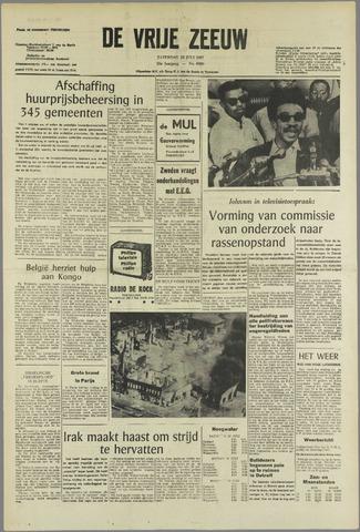 de Vrije Zeeuw 1967-07-29