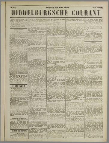 Middelburgsche Courant 1919-05-23