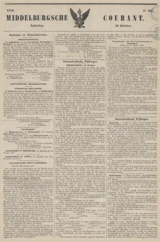 Middelburgsche Courant 1852-10-16