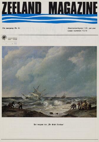 Zeeland Magazine / Veerse Meer Gids 1983-05-01
